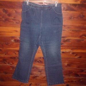Just My Size Plus Size Stretch Jeans 2x 18W/20W